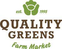 Quality Greens Canada Deals & Coupons