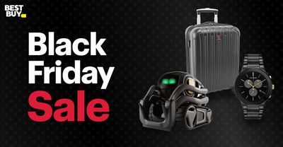 Best Buy Canada Black Friday Sale Extended: Save $220 Off Vacuums + Up to 50% Off Small Appliances + More