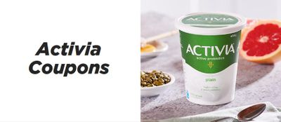 Activia Canada Printable Coupons Available!
