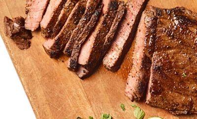Carne Asada at Chipotle