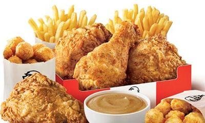 2 For $10 at KFC
