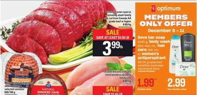 Loblaws Ontario: Free Dove Products After Coupon December 5th – 11th