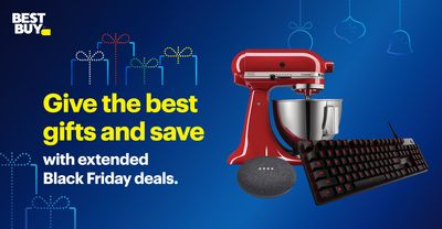 Best Buy Canada Extended Black Friday Deals: Save 25% Off LEGO + Up to $50 Off Storage Solutions + More
