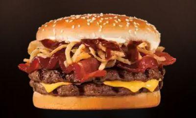 Steakhouse King at Burger King