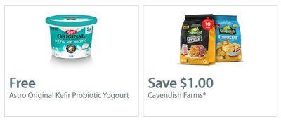 Walmart Canada Coupon Portal: Get A Second Astro Kefir Free Product Coupon!