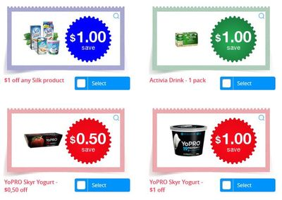 DanOn Canada Coupon Portal: New Printable Coupons Available