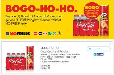 Canadian Coupons: BOGO-HO-HO Coca-Cola and Pringles