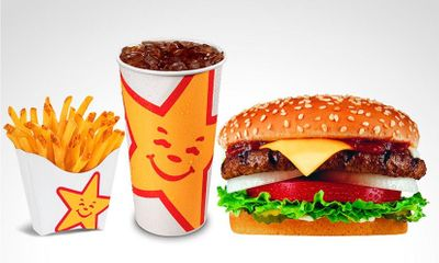 Free Fries and Drink Coupon with the Purchase of a Western Bacon Cheeseburger when you Join Carl's Jr. Email List