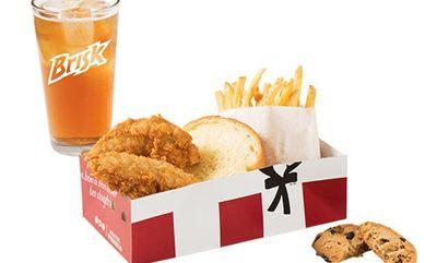$5 FILL UP - 2 TENDERS at KFC