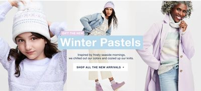 Gap Canada 24-Hour Flash Sale: Save 40% Off Everything + Extra 20% Off with Coupon Code