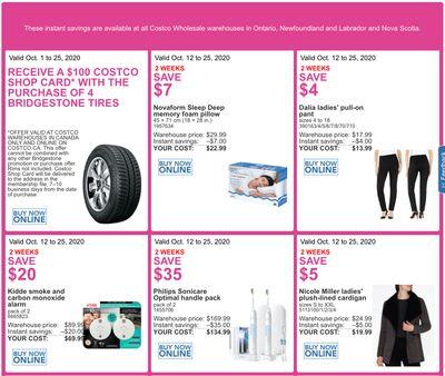 Costco Canada MoreSavings Weekly Coupons/Flyers for: Ontario, New Brunswick, Newfoundland & Labrador and Nova Scotia, Until October 25