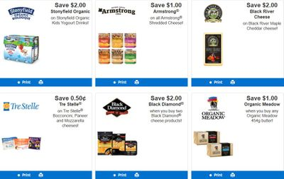 New Dairy Farmers Of Ontario Printable Coupons