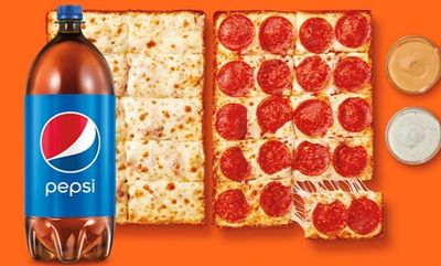 Deep Dish Dippers Combo at Little Caesars
