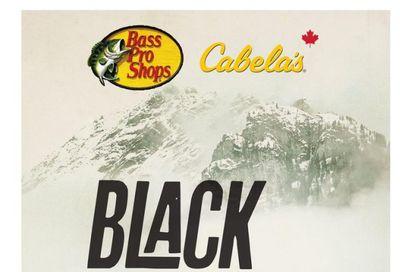 Cabela's Black Friday Flyer November 23 to December 2, 2020