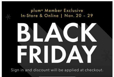 Chapters Indigo Black Friday Deals November 20 to 29, 2020