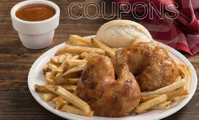 Digital Coupons at Swiss Chalet