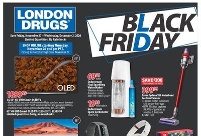 London Drugs Black Friday Flyer November 26 to December 2, 2020