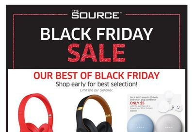 The Source Black Friday Flyer November 26 to December 2, 2020
