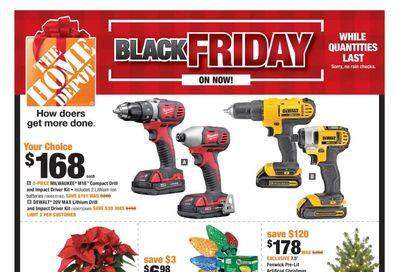 Home Depot (ON) Black Friday Flyer November 26 to December 2, 2020