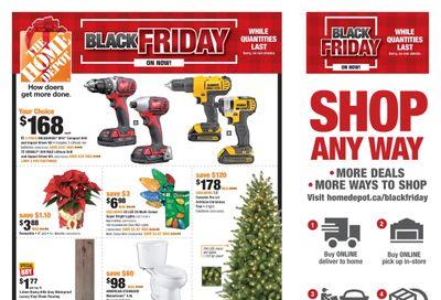 Home Depot (Atlantic) Black Friday Flyer November 26 to December 2, 2020