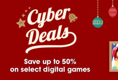 Nintendo Canada Black Friday Cyber Deals Start Now!