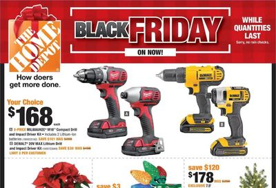 The Home Depot Canada Black Friday 2020 Flyer Offers