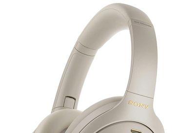 Sony Wireless Noise Canceling Bluetooth Headphones Black Friday Sale