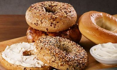 Bagels Are Back ! at McDonald's Canada
