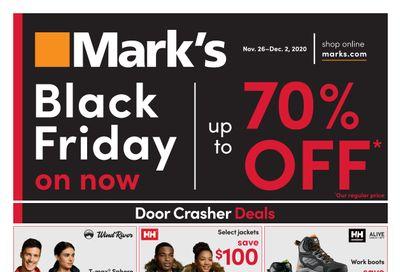Mark's Black Friday Flyer November 26  to December 2, 2020