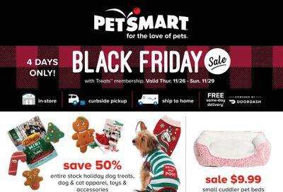Pet Valu Black Friday Flyer November 26 to 29, 2020