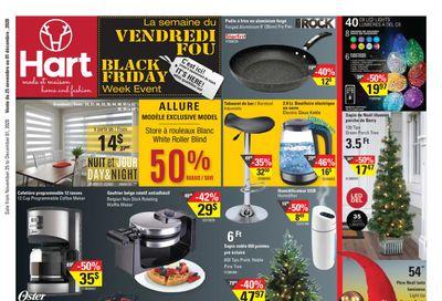 Hart Stores Black Friday Flyer November 25  to December 1