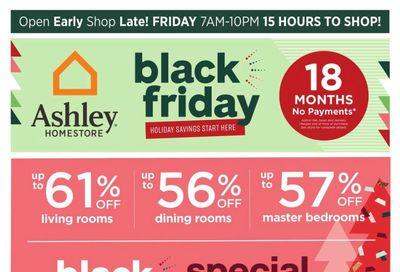 Ashley HomeStore (West) Black Friday Flyer November 24 to 29, 2020