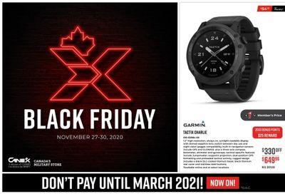 Canex Black Friday Flyer November 27 to 30, 2020