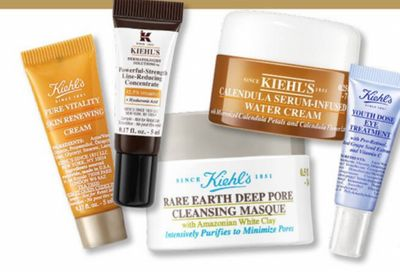 Kiehl's Canada Black Friday Sale: 25% Off Any Purchase OR 30% Off Purchase Of $150+ & More Deals