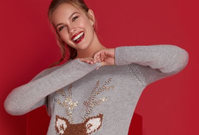 Suzy Shier Canada Black Friday Sale: Up To 50% Off Sitewide Including Sweaters, Tops, Outerwear & More