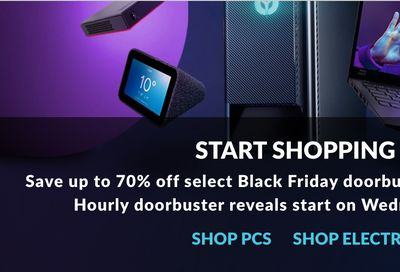 Lenovo Canada Black Friday Sale Live now:Save up to 70% off PCs, Deals on Top Tech & More!