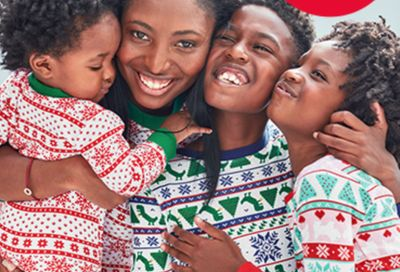 Carter's OshKosh B'gosh Canada Black Friday Sale: Up To 50% Off Sitewide Including PJs, Tops & Bottoms, Outerwear & More