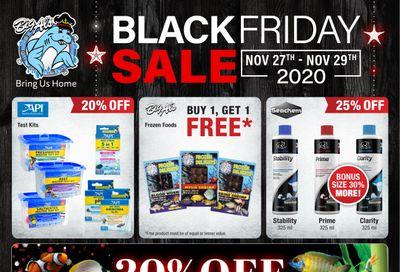 Big Al's Black Friday Flyer November 27 to 29, 2020