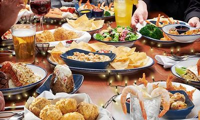 HOLIDAY PARTIES at Red Lobster