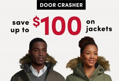 Mark's Canada Black Friday Deals: Save Up to 70% OFF & FREE Shipping ALL Orders + Up to $100 OFF Jackets + More