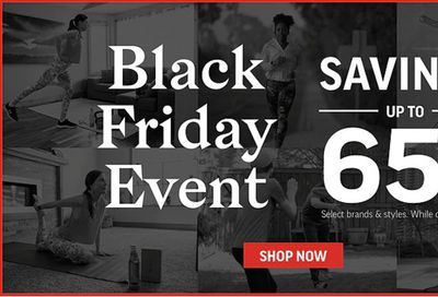 Sport Chek Canada Black Friday Sale: Save up to 65% off Select Brands & Styles