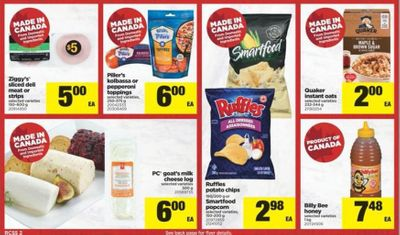 Real Canadian Superstore Ontario: Quaker Instant Oatmeal 50 Cents After Coupon