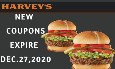 DEC 27 CoUpons-ON at Harvey's