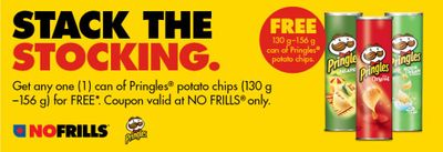 No Frills Canada: Get A Coupon For A Free Can Of Pringles!