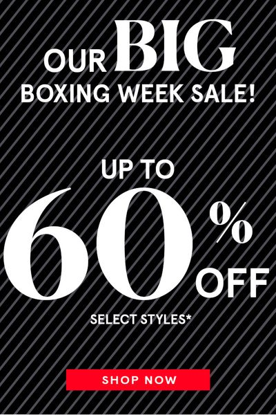 Rockport Canada Big Boxing Week Sale: Save Up to 60% Off Footwear