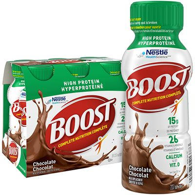 Save $2 On any BOOST Protein+™ 4-Pack, excluding sales tax