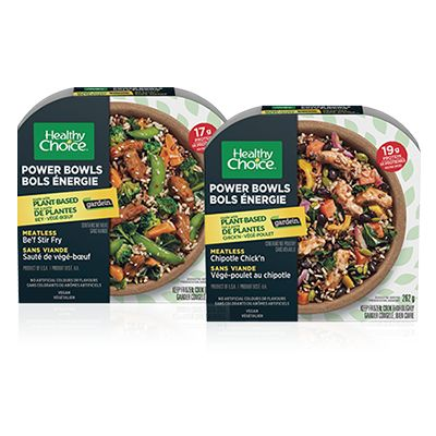 Save $1.00 on any one (1) Healthy Choice Power Bowl (204 G - 280 G)