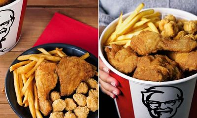 KFC Coupons are Here! ON