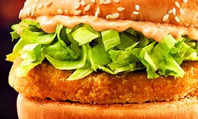 Spicy Szechuan McChicken at McDonald's Canada