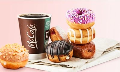 P'Tit Begines -Mini Donuts at McDonald's Canada